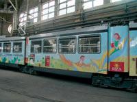 Il tram di riza 3