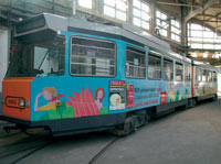 Il tram di riza 5